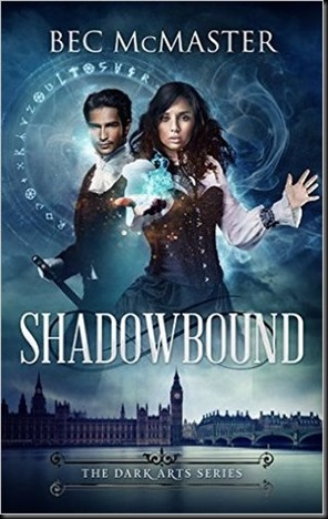 Shadowbound  (Dark Arts #1)