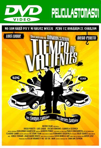 Tiempo de valientes (2005) DVDRip