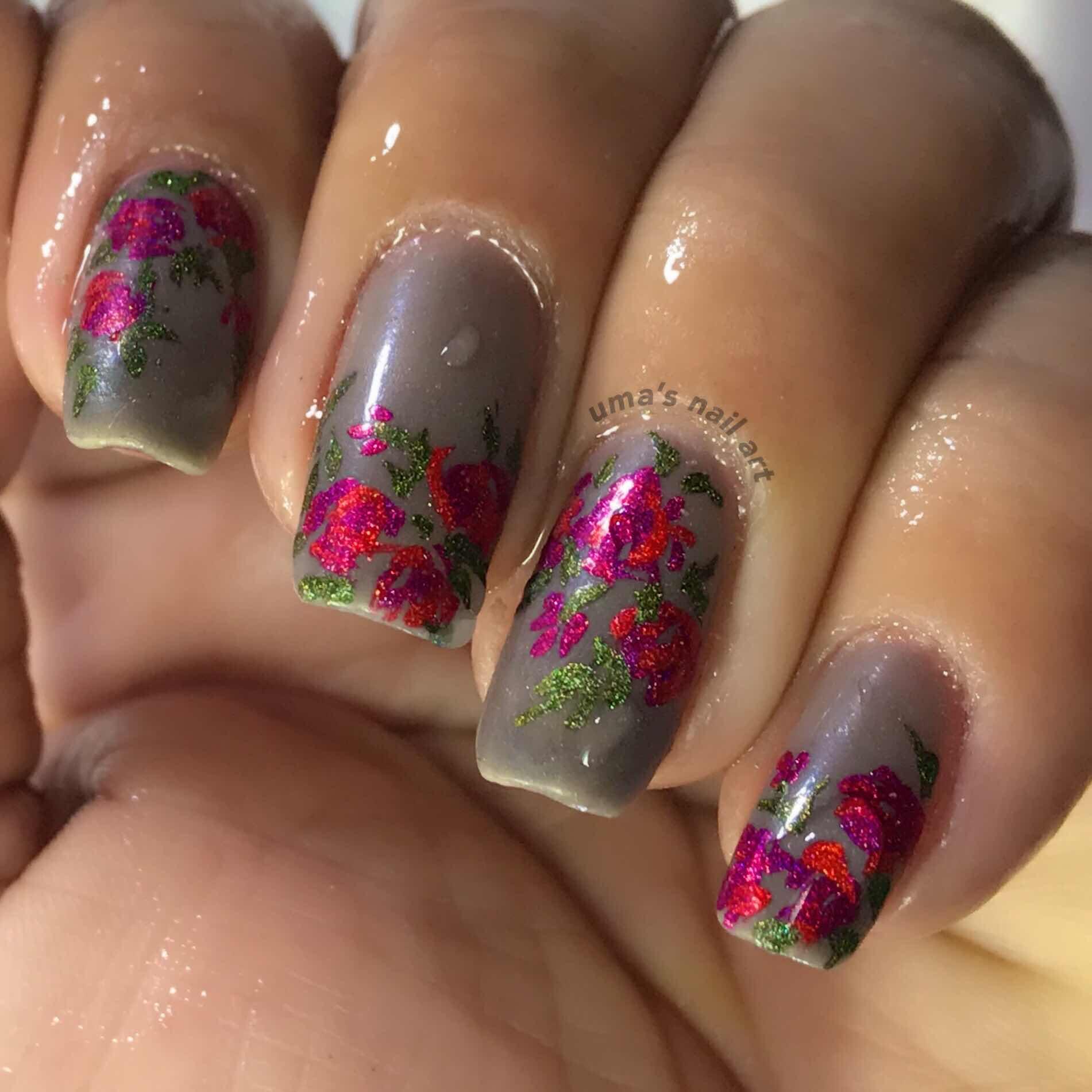 Uma\'s Nail Art