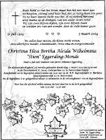Monde-Eggerding, Christina Elisa Bertha Aleida Wilhelmina Rouwkaart 05-03-2004.jpg
