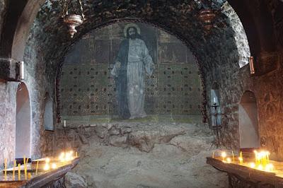 Kapelle im Kloster Khor Virap