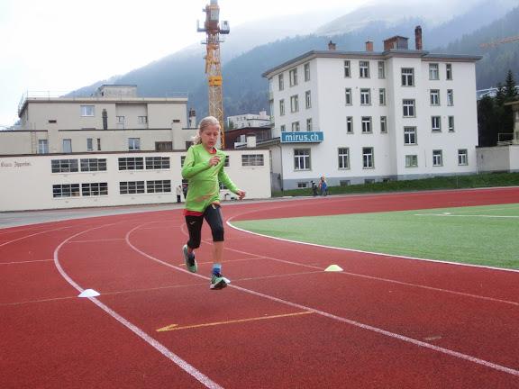 Trainingslager Davos