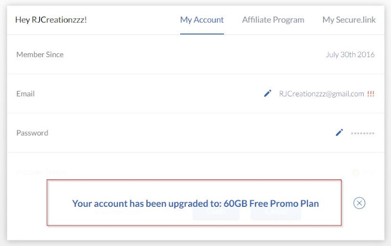 windscribe free 60gb voucher claimed