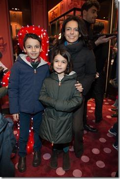 MONCLER ENFANT OPENING EVENT MILANO SPIGA_Roberta Jacolo e Giulia FarnetiA