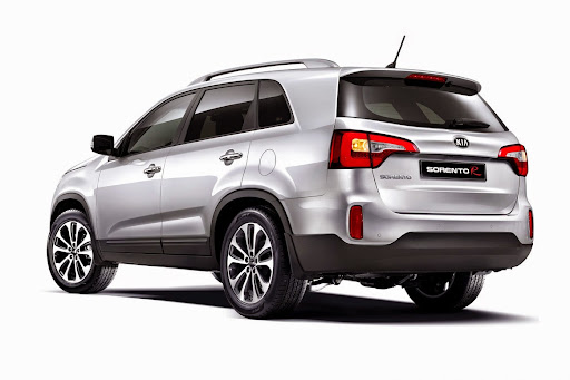 Kia Sorento 2014 Price In Uae