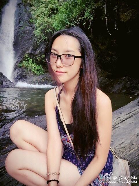 Fang Yanxin China Actor