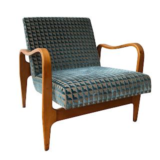 Swedish Mid-Century Armchair