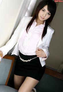 Foto Hot Sekretaris Seksi dan Cantik
