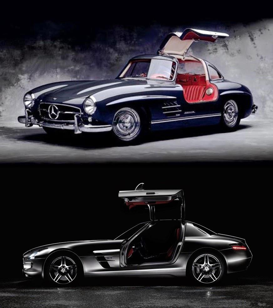 Classic Mercedes Benz