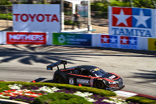 Pirelli World Challenge at Long Beach