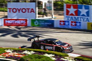 Pirelli World Challenge at Long Beach