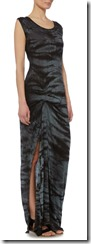 Label Lab tie dye maxi dress
