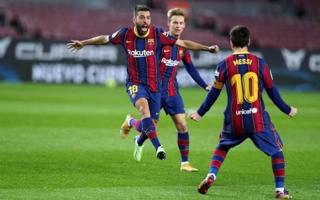 Barcelona Through To Super Copa Final 3-2 On Penalties , Against Real Sociedad