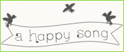 A Happy Song Blog Button