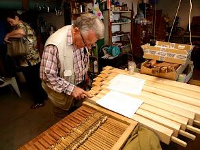 Photo: Provedení nových dřevěných píšťal