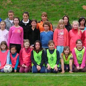 30.04.2008 Zweites Schnuppertraining für Mädchen