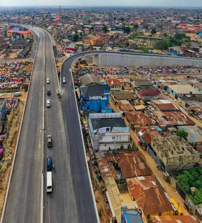 Gov Sanwo-Olu Unveils 1.4km Pen Cinema Bridge Today