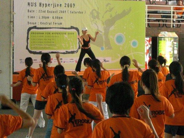 NUS Hyperjiv 2009