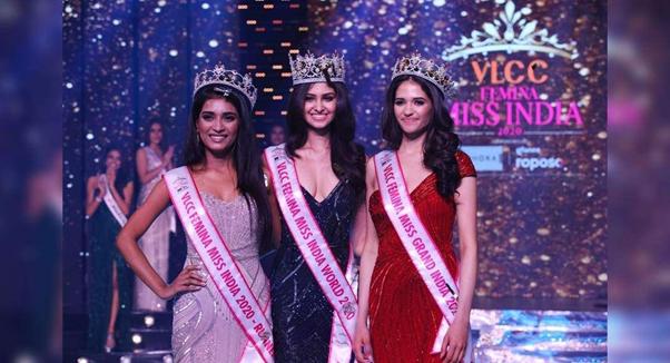 Manasa Varanasi Crowned As Miss India 2020