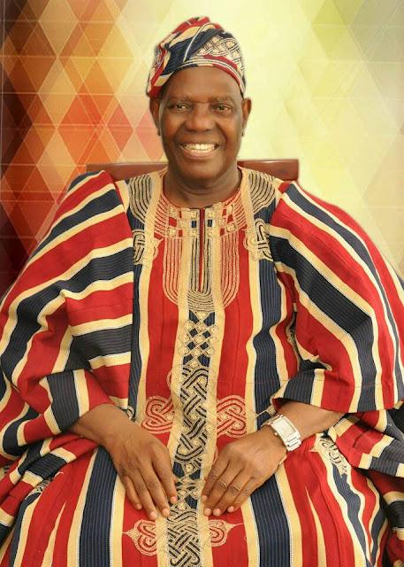 Osun Chief of staff Felicitates with chief Adebisi Akande @79
