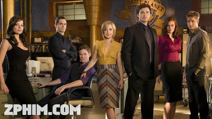 Ảnh trong phim Thị Trấn Smallville 8 - Smallville Season 8 1