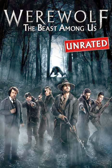 Poster Of Werewolf: The Beast Among Us (2012) Full Movie Hindi Dubbed Free Download Watch Online At Alldownloads4u.Com