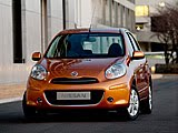 Motor Trend: 2011 NISSAN Micra japanese car photos, review