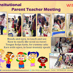 Sensitutional Parent Teacher Meeting for Pre-Primary Section (18-19), Goregaon (East)