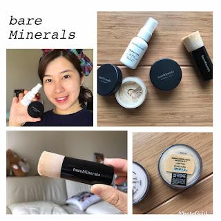 放心與寶寶最貼面接觸 化妝同時護膚 bareMinerals礦物妝品