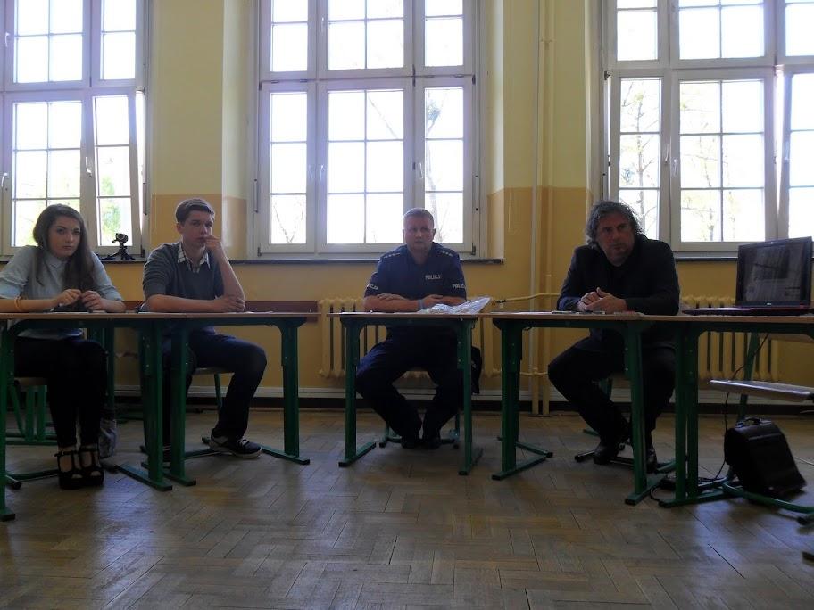 Godziny wychowawcze - przygotowanie Konferencji z GCPU - Dynamiczna Tożsamość 08-05-2012 - 24.JPG