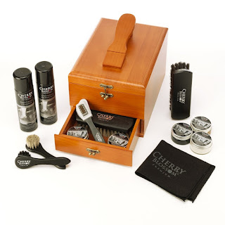 Cherry Blossom Premium Valet Box - The perfect christmas gift for men