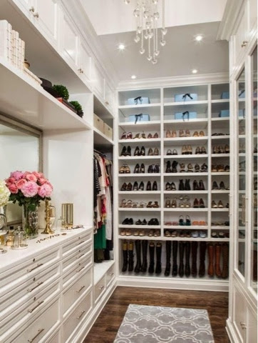 I Think A Close Third Place Is The Master Closet. Closet Makers Have Truly  Honed Their Craft, Indulging Fashionistau0027s Of All Budgets.