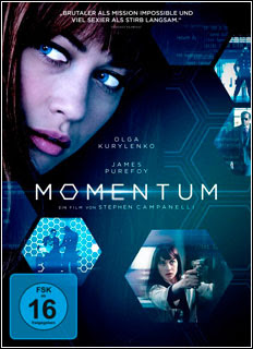 Momentum (2016) Torrent BRRip Blu-Ray 720p / 1080p Dual Áudio