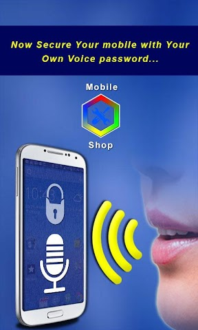 android Voice Screen Lock Screenshot 0
