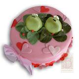 12. kép: Ünnepi torták - Békás torta