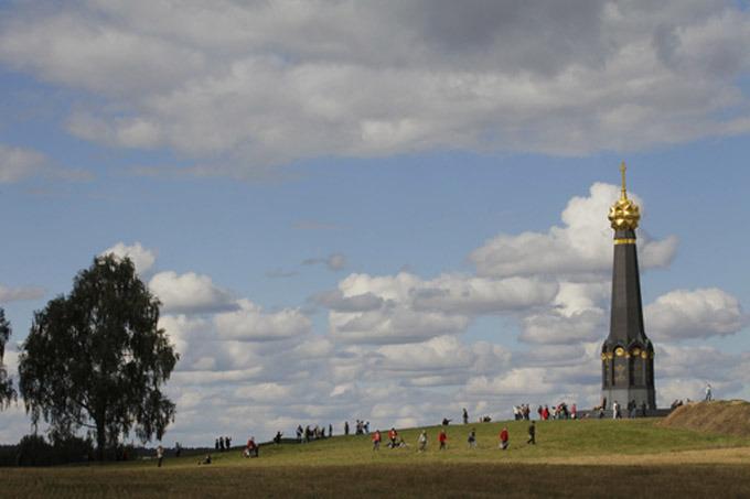 памятник на Бородинском поле