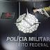 Homem é preso com revólver durante abordagem da PMDF em Samambaia