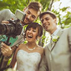 Wedding photographer Anastasiya Kushina (aisatsanA). Photo of 10.08.2013