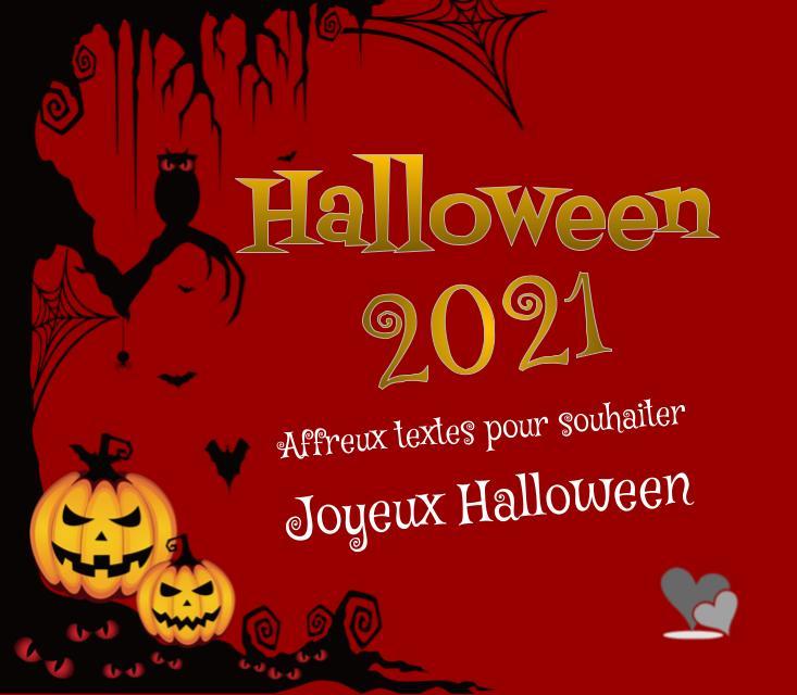 Meilleures textes pour Halloween