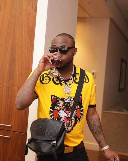 Tagbo's Death: Davido Under Fire For Lying To Police About His Deceased Friend. CCTV Footage Exposed Him