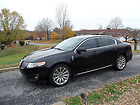2011 Lincoln MKS Base Sedan 4-Door 3.7L