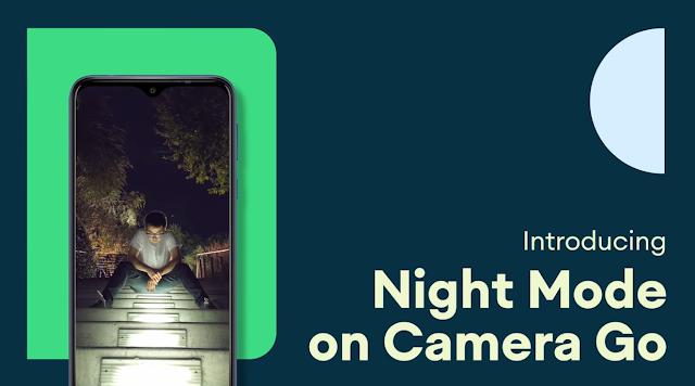 night mode photography