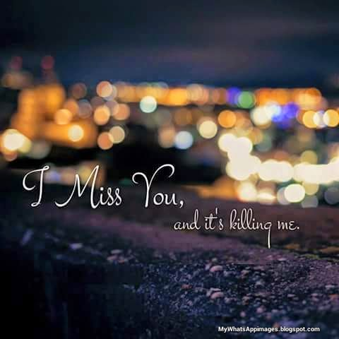 I Miss You Pictures for Boy and Girl