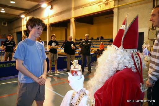 Sinterklaasbezoek 2008