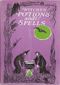 Cover of Kathryn Paulsen's Book Witches Potions And Spells