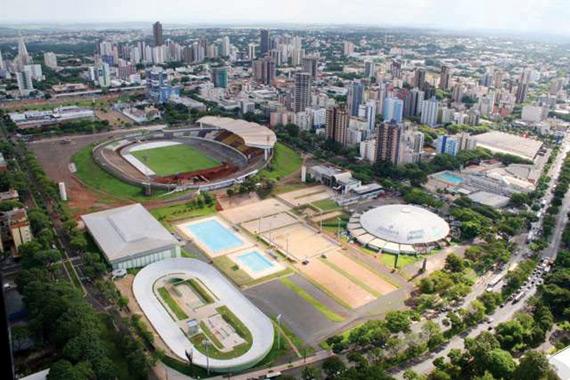 Sul Brasileiro de Balonismo - Maringá -2012