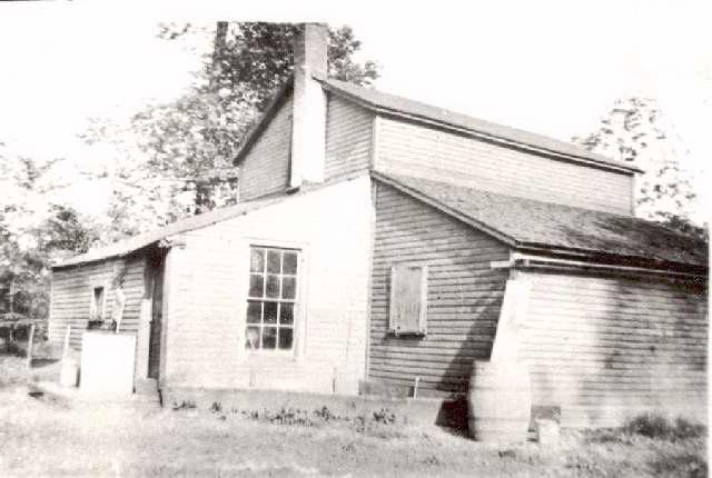 Caretaker House on Apple Island