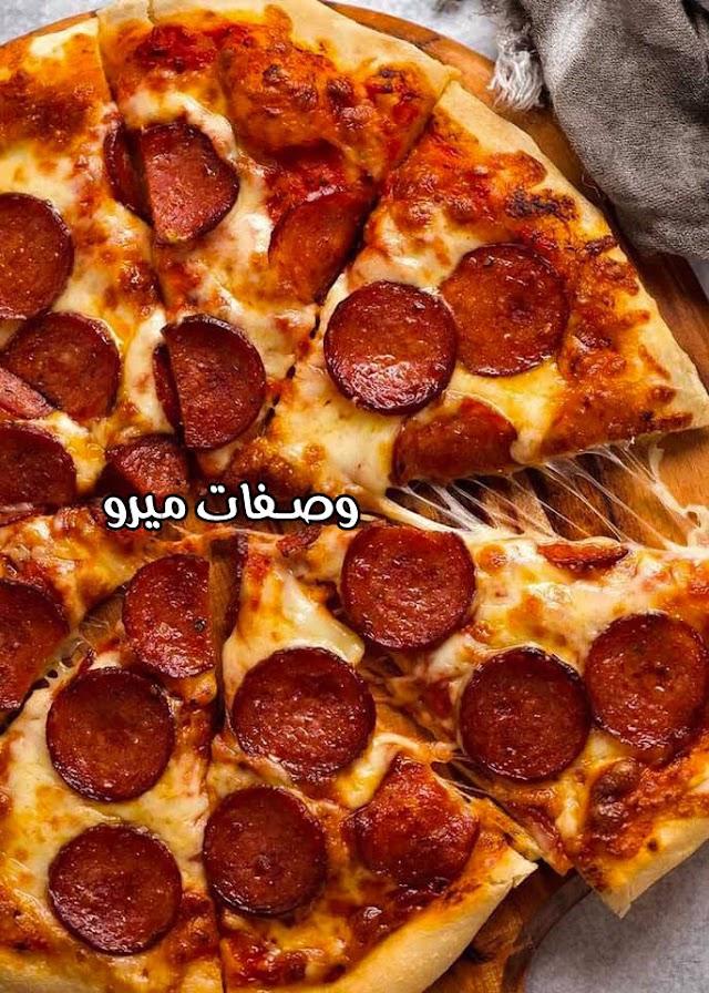 نيويورك ستايل بيتزا