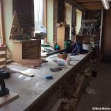 Hobbysoos houtbewerken - Foto's Martje Ritzema