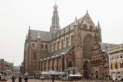 Grote Kerk aka St. Bavo - Haarlem, Netherlands